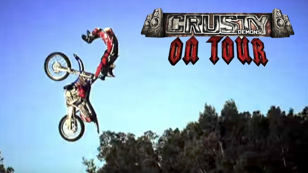 Full Movie: Crusty Demons On Tour: Volume 3 - Jackson Strong, Matt  Schubring, Kain Saul [HD]