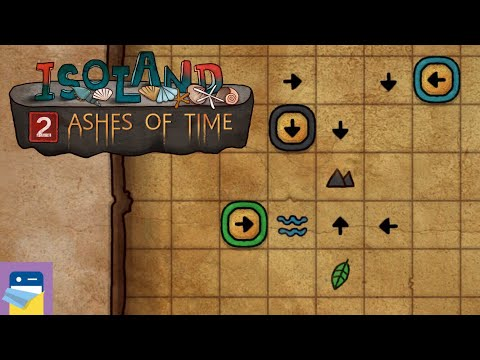 isoland-2:-ashes-of-time---arrows-puzzle-solution---ios-/-android-/-steam-(by-lilith-games)