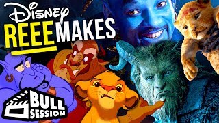 Disney Live Action Remakes, and Why They Suck | Bull Session