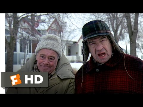 Grumpy Old Men (1/4) Movie CLIP - Not-So-Friendly Neighbors (1993) HD Mp3