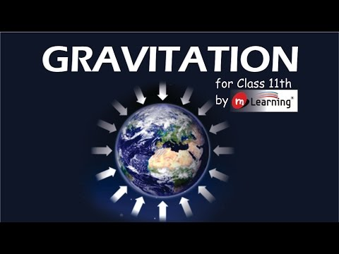 Gravitation 21: Inertial and Gravitational mass For Class 11th
