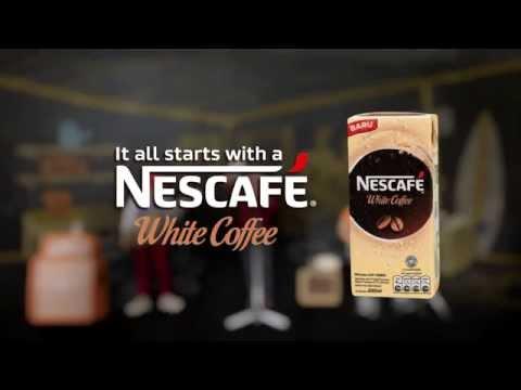 Nestle Indonesia - NESCAFÉ - TVC White Coffee
