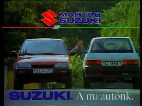 Suzuki Swift Advert Song