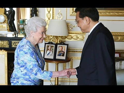 UK welcomes Chinese premier
