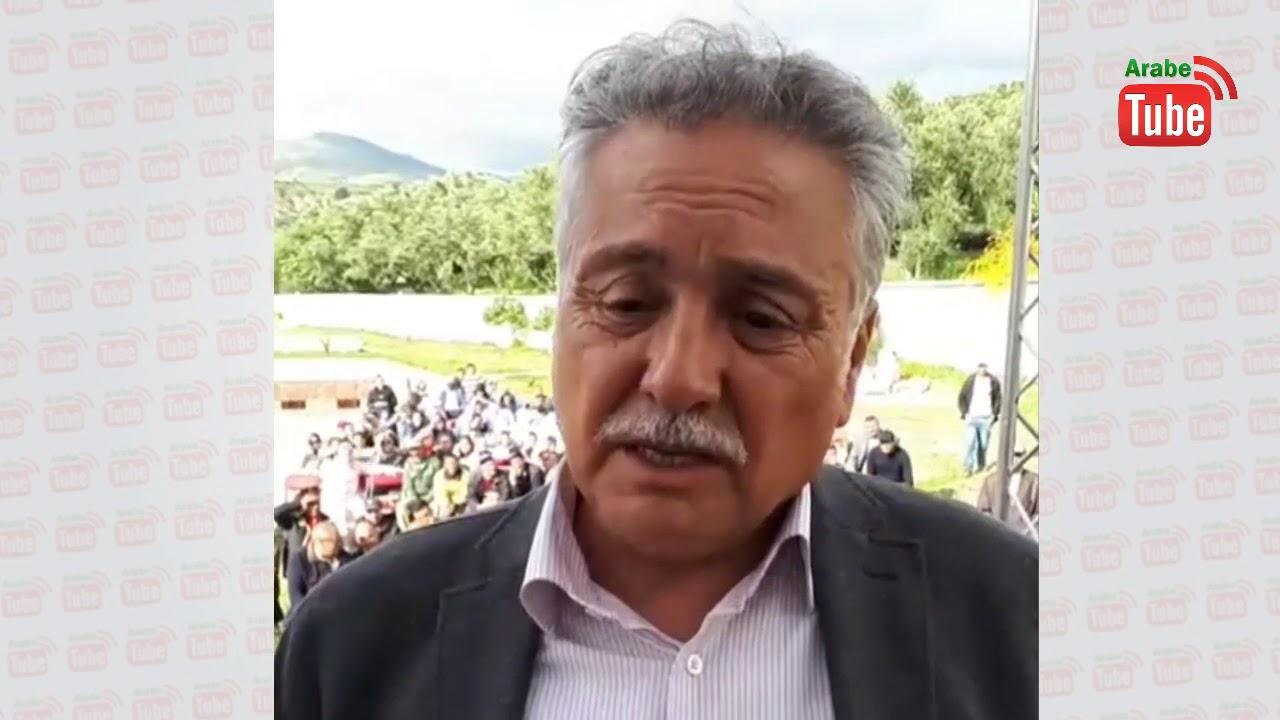 اول خروج إعلامي لمسؤول سياسي وتصامنه مع الشعب نبيل بن عبد الله: #المقاطعة ماجاتش من فراغ
