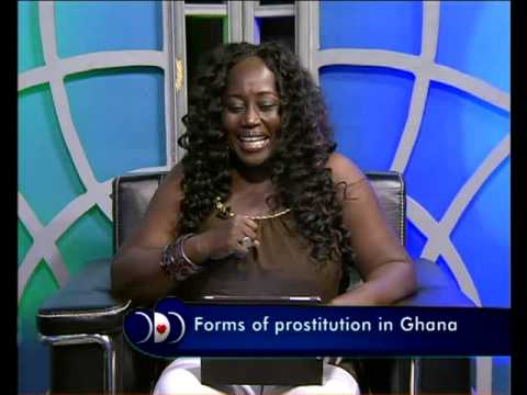 Forms of prostitution in Ghana