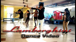 Lamberghini | The Doorbeen Feat Ragini | Mr. Brown Dance Academy | dance Choreography