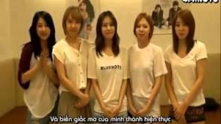 [VietSub] 포미닛 Xin Chào~