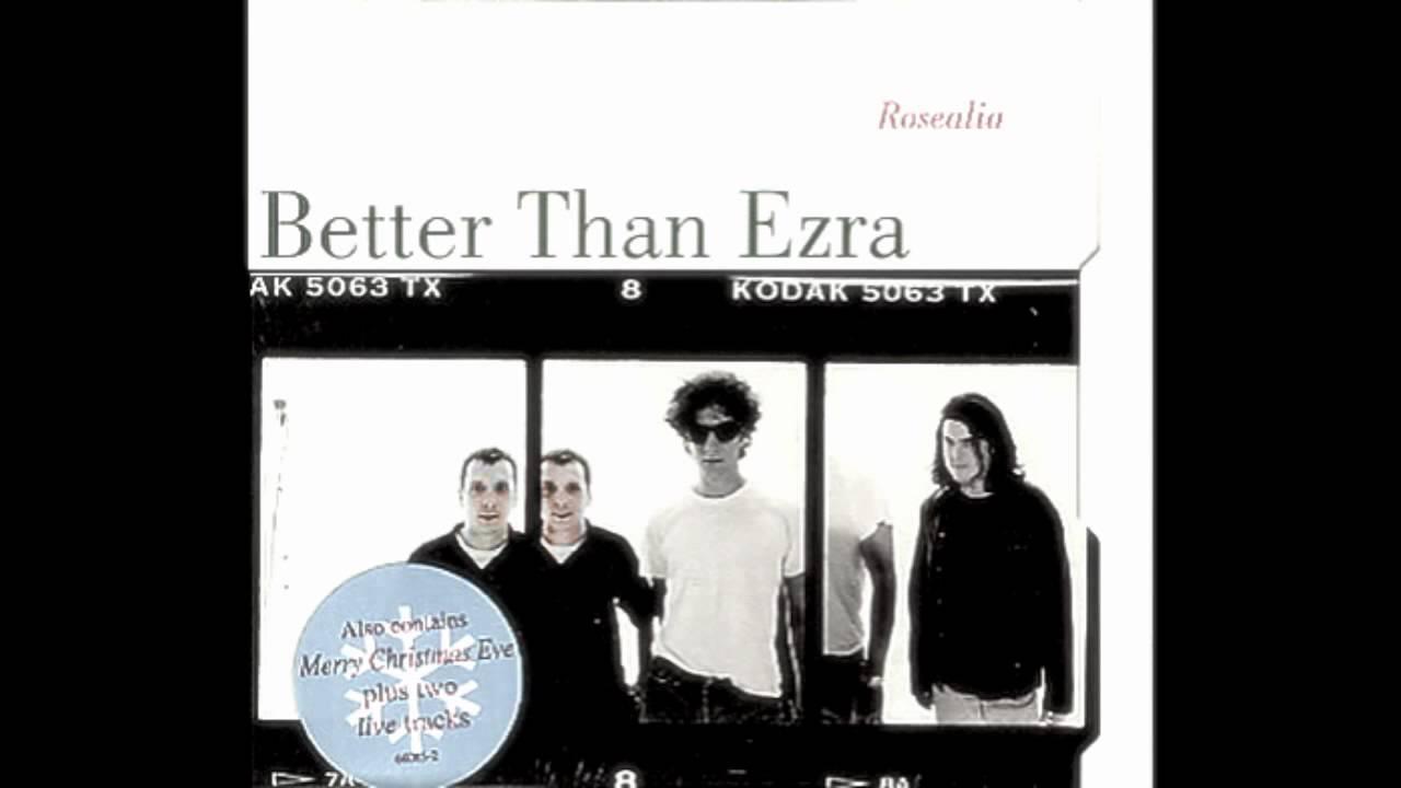 Better Than Ezra - Merry Christmas Eve (Studio) HD - YouTube