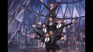 Pop acrobatics| CCTV English