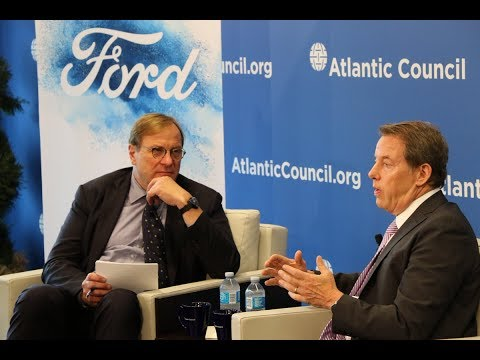 The Future of Mobility: A Fireside Chat with Bill Ford
