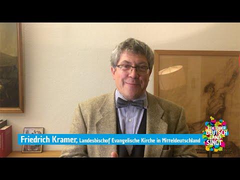 """Friedrich Kramer unterstützt die Aktion """"3. Oktober - Deutschland singt"""""""