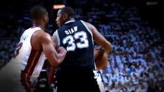 Extranjeros en la NBA. Canal+ 2/2
