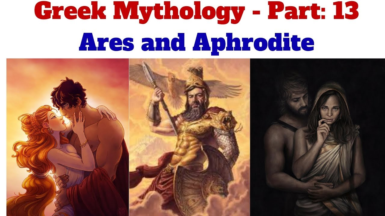 Greek Mythology கத கள Ares And Aphrodite Story Part 13 Greek God Series Explained Tamil