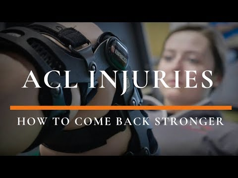 ACL Recovery | Getting Athletes Back in the Game