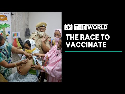 Australia could outpace its neighbours in vaccination race | The World