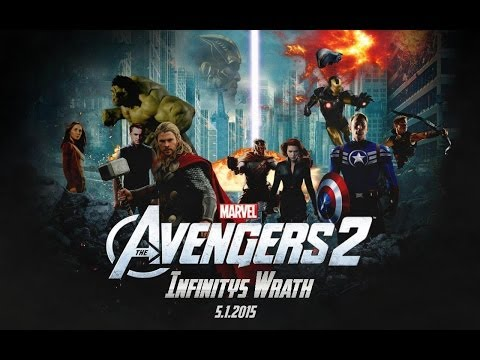 Avengers 2 age of ultron [HD]
