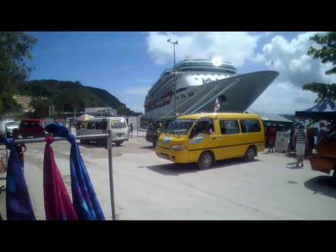 Cruise Destination: Vila, Vanuatu