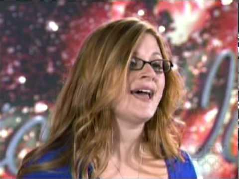 Jessica Furney American Idol Sings Simon Cowell Song