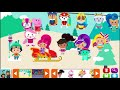 Christmas Nick Jr Sticker Pictures Games For Kids!
