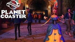 Planet Coaster: Princess Amelie's Fairy Tale (Career) - Livestream February 14, 2017