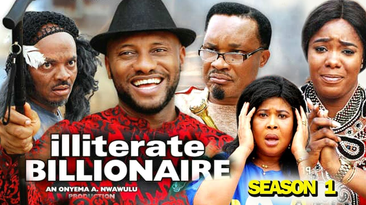 Download ILLITERATE BILLIONAIRE SEASON 1 - (New Movie) 2019 Latest Nigerian Nollywood Movie full HD