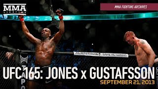 MMA Fighting Archives: Jon Jones Defends Title Against Alexander Gustafsson In Epic Fight