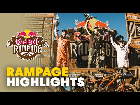 HIGHLIGHTS | Red Bull Rampage 2019