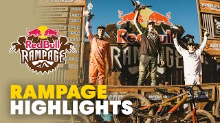 Red Bull Rampage 2019's Best Runs & Tricks | Highlights