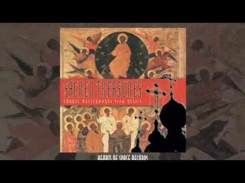 """Great Ektenia"" - The Russian State Symphony Capella From Sacred Treasures"