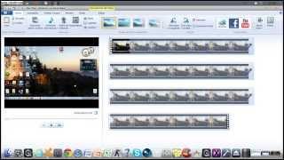 Cortando video no Movie Maker