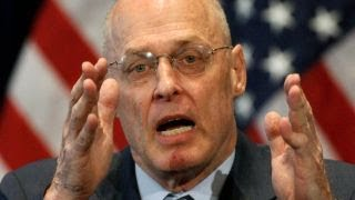 Hank Paulson says US economy was close to second Great Depression in a FOX Business exclusive
