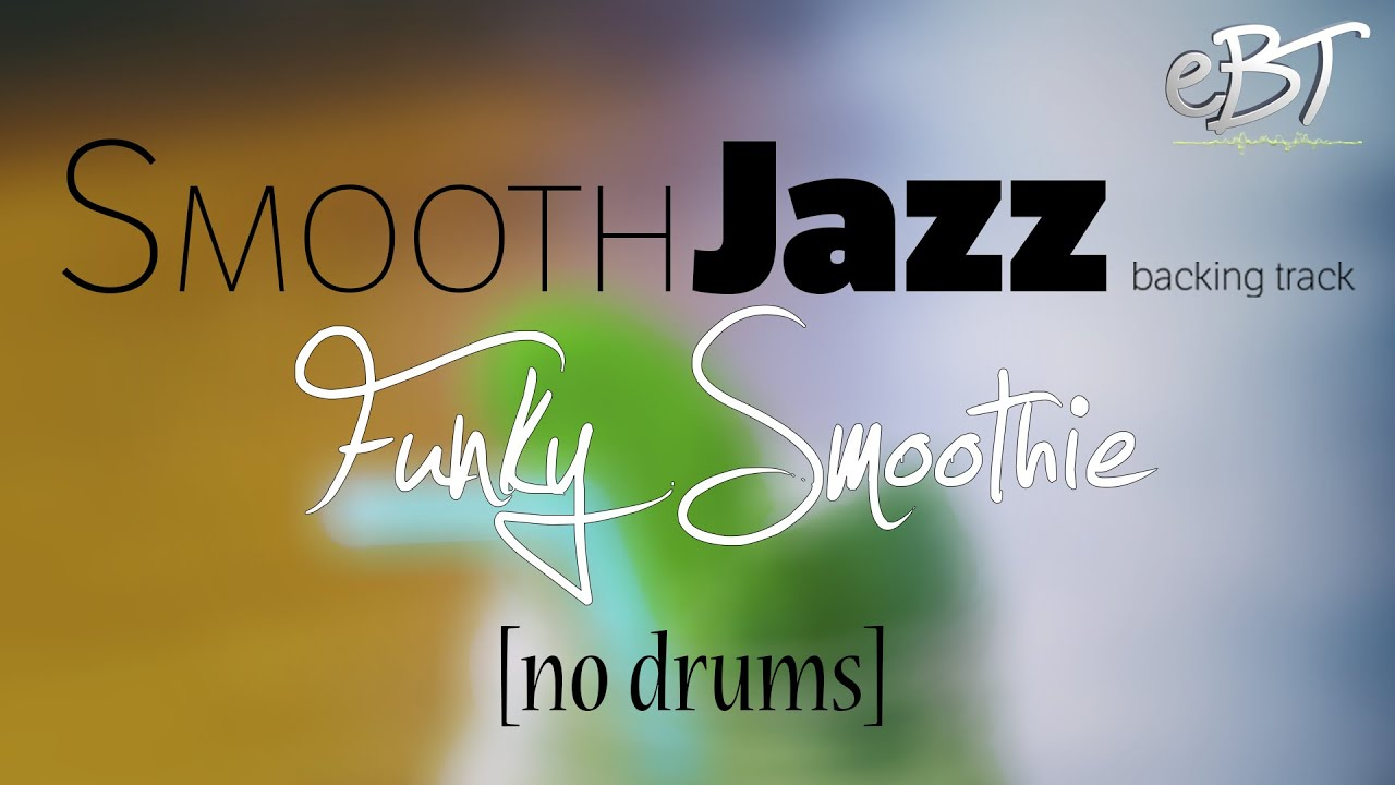 Smooth Jazz Backing Track in E Minor, 95 BPM [HIGH QUALITY]