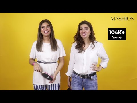 Mahira Khan and Sana Hafeez Play The BFF Quiz | Mashion
