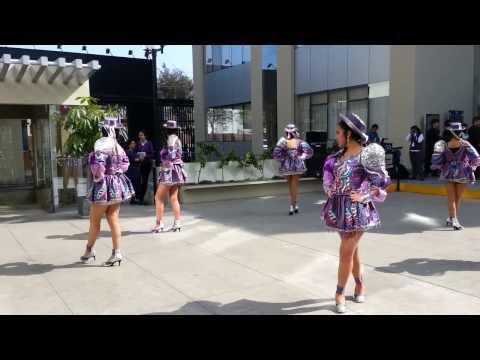 Danzas Folclóricas en la USIL