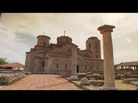 Macedonian Life: Ohrid's historical treasures