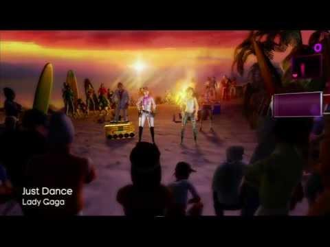 Dance Central 2 Just Dance Emilia