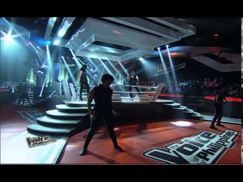 The Voice of the Philippines: Sarah and Gary V's Opening Number