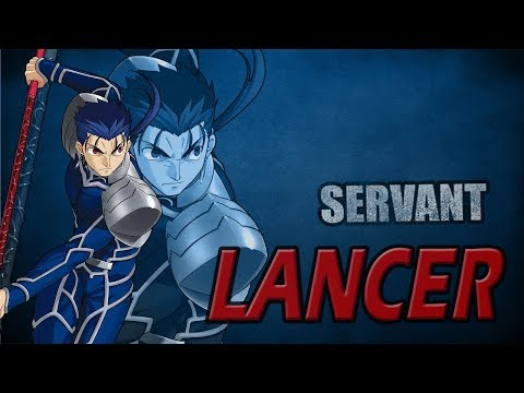 Servants | Lancer (Fate Stay Night)