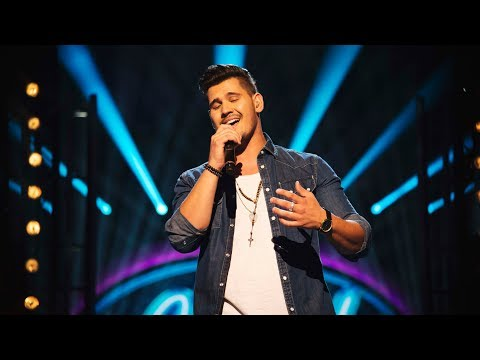 Gabriel Cancela sjunger Sexy and I know it i Idols kvalvecka  Idol Sverige TV4