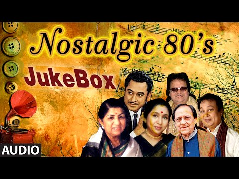 Nostalgic 80s Super Hit Songs  Audio Jukebox  Non Stop Bollywood Retro Hits 1980  1989