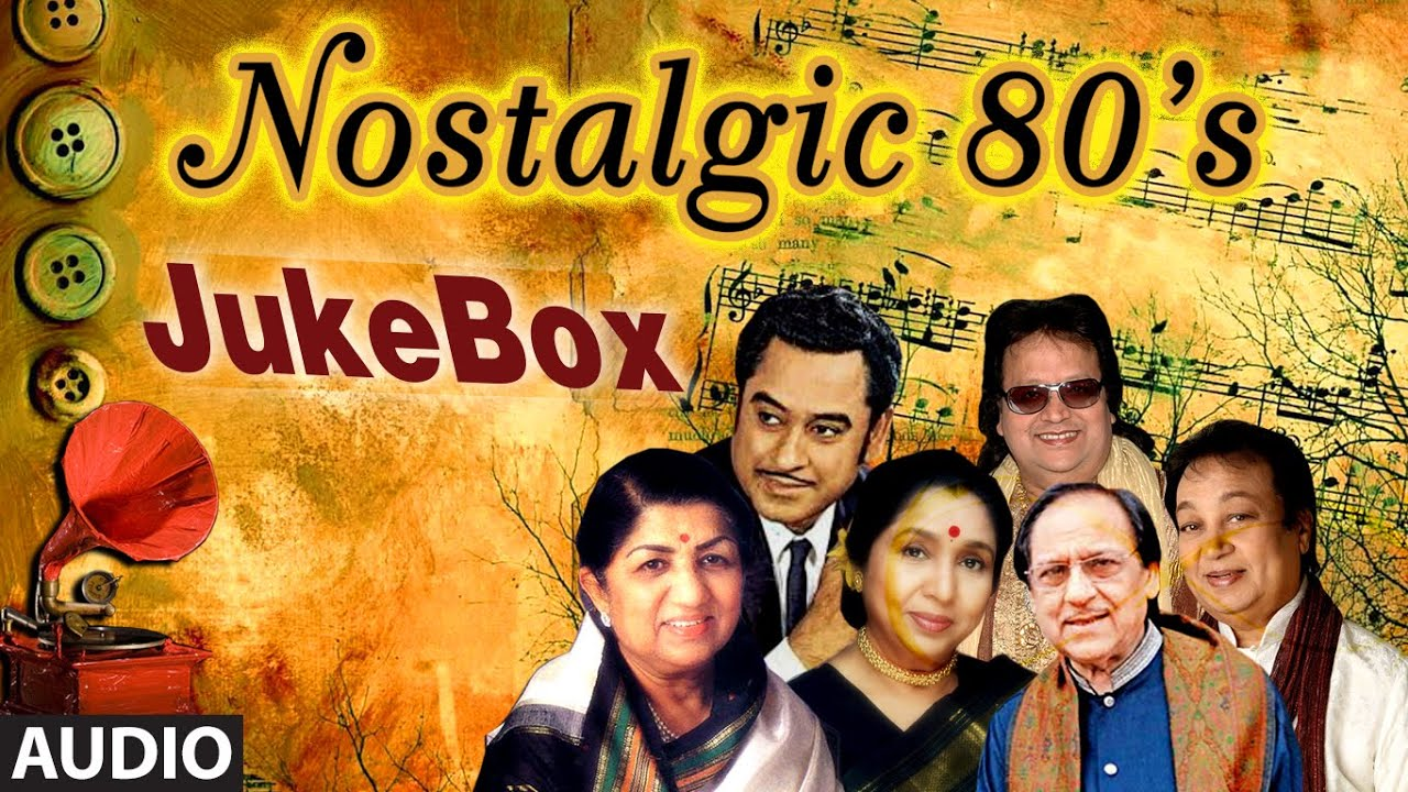 Nostalgic 80's Super Hit Songs | Audio Jukebox | Non Stop Bollywood Retro  Hits (1980 - 1989)