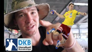 My FIRST HANDBALL GAME IN GERMANY (Conner Sullivan)