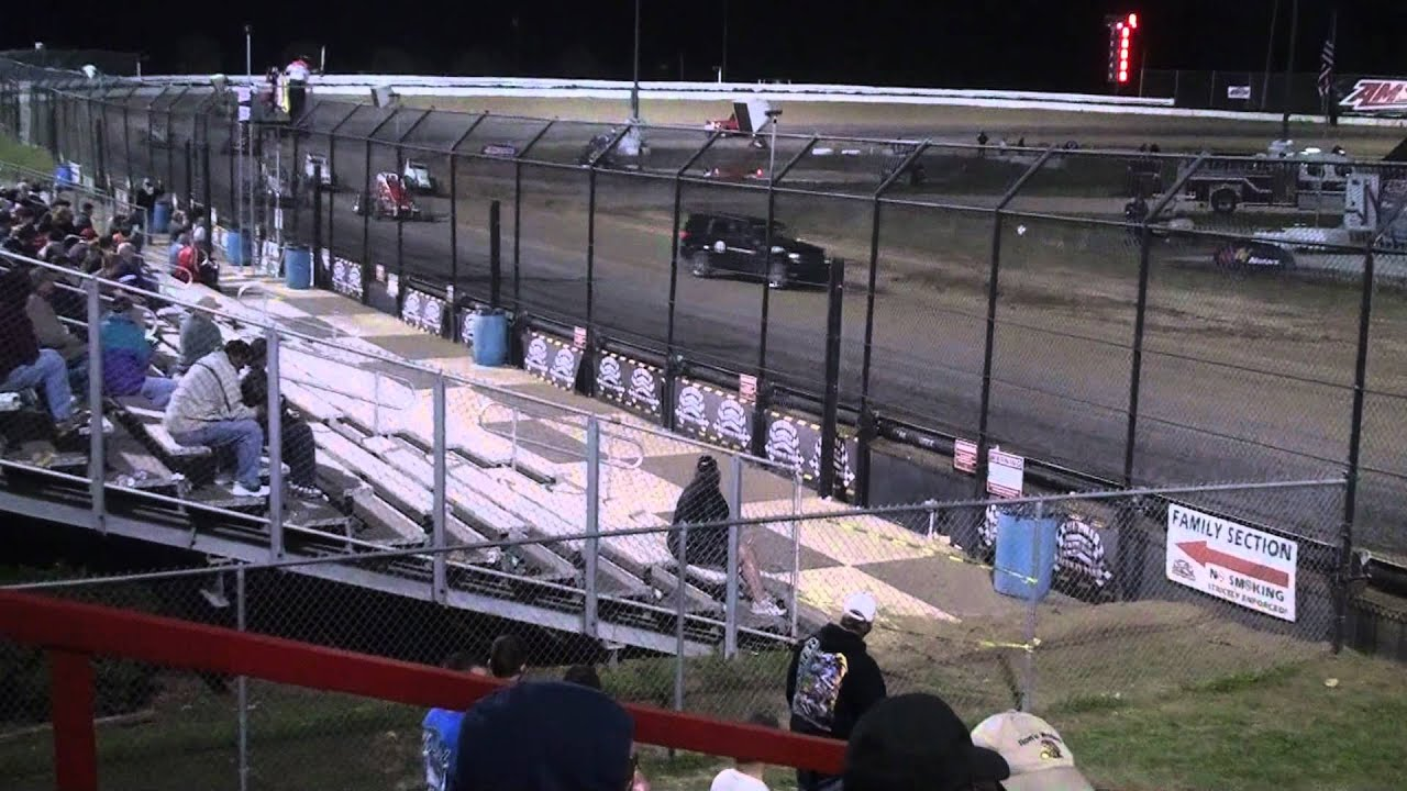 Bubba Raceway Park >> USAC Non Wing Heat 4 Winner Casey Shuman # 21 Ocala ( Bubba ) Raceway Park Thurs Feb 9 2012 ...