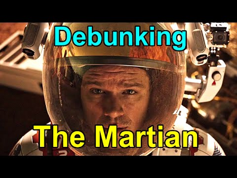 The Science Behind The Martian Youtube