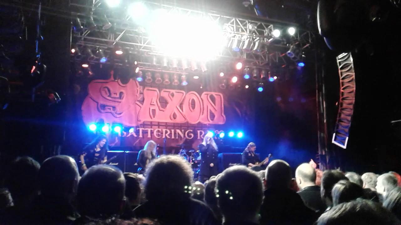 saxon house of blues cleveland ohio(3) - youtube