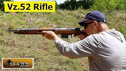 Vz.52 Military Surplus Rifle Review