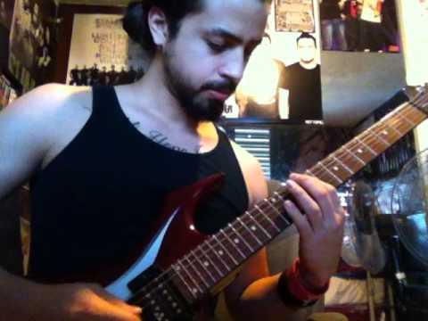 "Daniel Bryan ""Flight Of The Valkyries"" WWE Theme guitar cover"