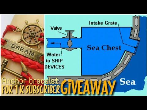 SEACHEST   Melihat Seachest di Kapal Offshore  Sama atau Tidak