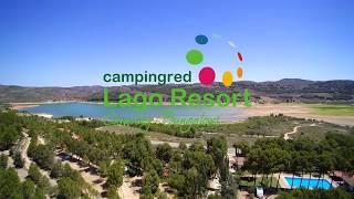 Camping Lago Resort, Nuévalos, Aragón (Spain/Espagne)
